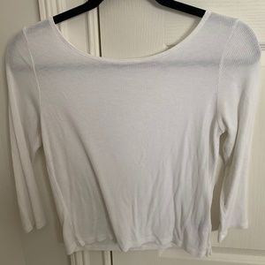 American Eagle Outfitters Tops - American Eagle Soft & Sexy Ribbed Baby T-Shirt,